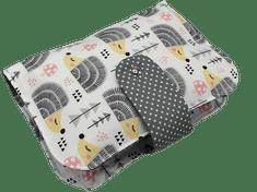 Šišipu Plienkovník Siví ježkovia