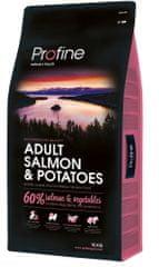 Profine Adult Salmon 15 + 3 kg