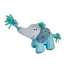 KONG Knots Carnival igračka za pse, Elephant, M/L