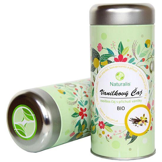 Naturalis Vanilkový čaj Naturalis BIO 70 g