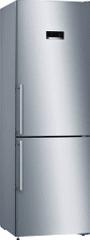Bosch KGN36XLEQ hladilnik, 186 x 60 cm, nerjaveče jeklo - Odprta embalaža