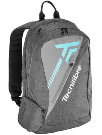 Tecnifibre T-Rebound Tempo nahrbtnik, športni, sivo-turkizen