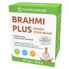 Nutrihouse Brahmi Plus 60 cps.