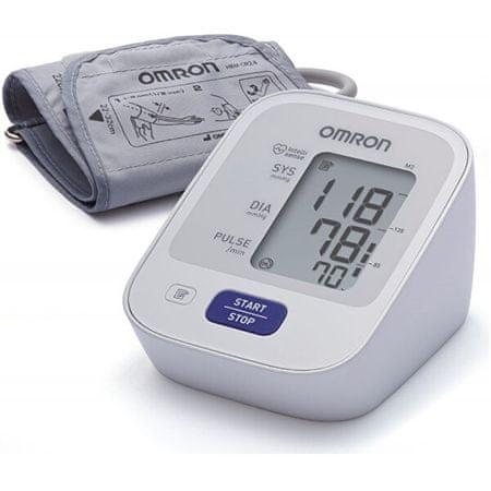 Omron Vérnyomásmérő M2 Easy mandzsettával