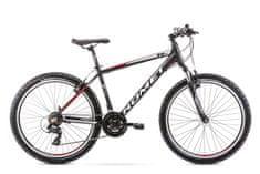 Romet Rambler R6.1 2020 brdski bicikl, crno-crvena, M-17