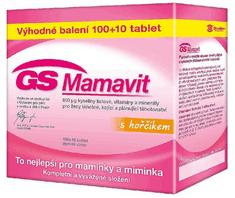 GreenSwan GS Mamavit 100 tbl. + 10 tbl. ZDARMA