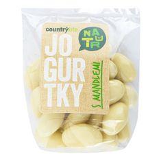 Country Life Jogurtky s mandľami 100 g
