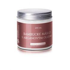Záhir Cosmetics Bambucké maslo s arganovým olejom 200 ml