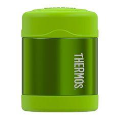 Thermos FUNtainer Gyermek termoszok élelmiszerhez - mész 290 ml