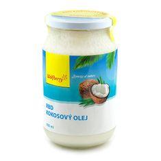 Wolfberry RBD Kokosový olej 900 ml
