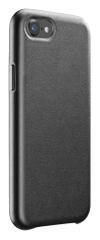 CellularLine Ochranný kryt Elite pre Apple iPhone SE (2020)/8/7/6, PU koža ELITECIPH747K, čierna