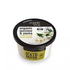 Organic Shop Maska pre objem vlasov Jazmín a jojobový olej (Express Volume Hair Mask) 250 ml