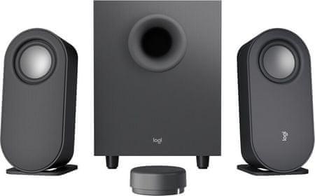 Logitech Z407 2.1 zvočniki, Bluetooth