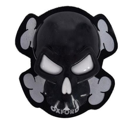 Oxford moto štitnici Skull (OX683)
