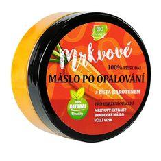 VIVACO Přírodní mrkvové máslo po opalování 150 ml