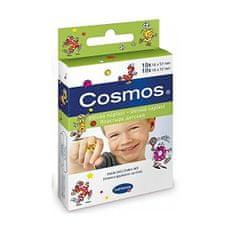 Cosmos detská náplasť 2 veľkosti 20 kusov
