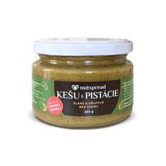 Nutspread Pistáciový krém s kešu, mandlemi a solí Nutspread
