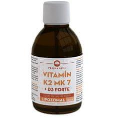 Pharma Activ LIPOZOMAL Vitamín K2 MK7 + D3 1000 I.U. 250 ml