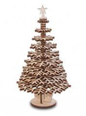 EWA ECO-WOOD-ART Vánoční stromeček