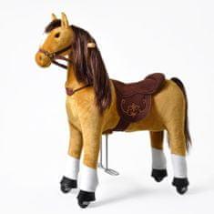 Ponnie Mechanický jezdící kůň Fancy M