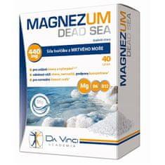 Simply you Magnezum Dead Sea Da Vinci Academia 40 tablet
