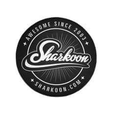 Sharkoon podna prostirka, 120 cm, crno/bijela