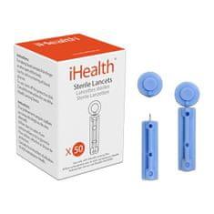 iHealth Lancety 30 GI, príslušenstvo glukometra iHealth BG5, BG1, 50ks