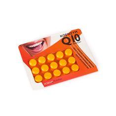 Rosenpharma Rosen Koenzým Q10 30 mg pastilky 15 ks