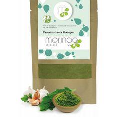 Moringa MIX Koreniaca zmes Cesnaková soľ 30 g