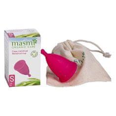 Masmi Menstruační kalíšek Organic Care vel. S