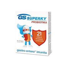 GreenSwan GS Superky probiotiká 30 + 10 kapslí