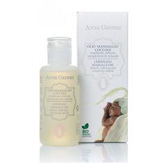 Anne Geddes Dětský masážní olej 125 ml