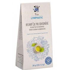 Body Wraps Tea BW Tea Lymphatic- Bylinný čaj pre odvodnenie 20 sáčkov