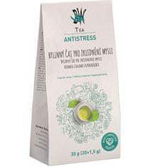 Body Wraps Tea BW Tea Antistress - Bylinný čaj pre upokojenie 20 sáčkov