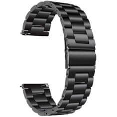 4wrist Ocelový tah - Černý