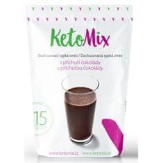 KetoMix Príchuť ku kokteilu - čokoláda 45 g