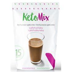 KetoMix Príchuť ku kokteilu - káva 45 g