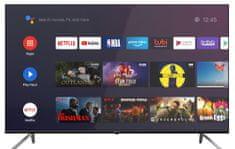 TESLA 43S905BUS 4K UHD DLED televizor, Android TV + DARILO: Realme Band pametna zapestnica