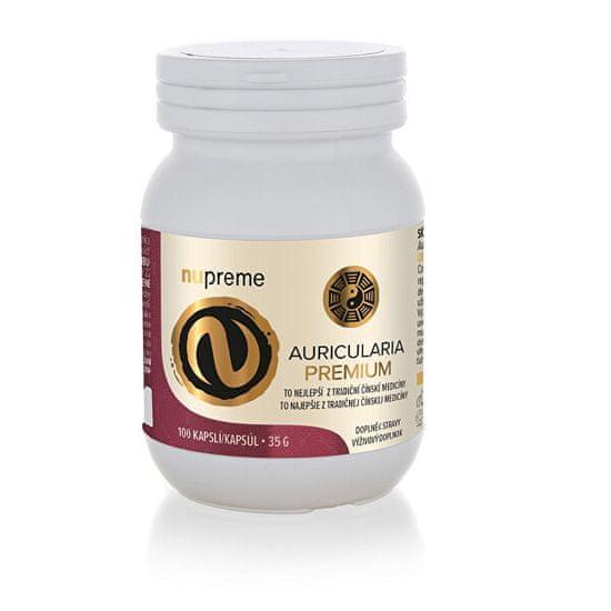 Nupreme Auricularia extract 30% 100 kapslí