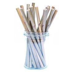 Tropikalia Bambusové brčko Natural 1 ks
