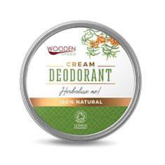 "WoodenSpoon Prírodné krémový dezodorant ""Herbalise Me!"" Wooden Spoon 60 ml"