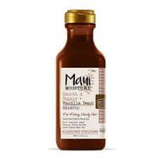 Maui vyhladzujúci šampón pre kučeravé vlasy + Vanil.lusky 385 ml
