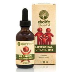 Ekolife Natura Liposomal Vitamín B12 60 ml
