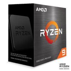 AMD Ryzen 9 5900X procesor, 12 jezgri, 24 niti, 105 W (100-100000061WOF)