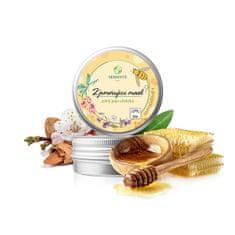 """Semante by Naturalis Zjemňujúci masť s propolisom """"Usilovný ako včelička"""" BIO 50 ml"""