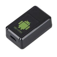 SpyTech Mini GSM odposlech s kamerou a možností nahrávání na SD kartu