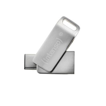 Intenso cMobile Line USB spominski ključ, USB-A, USB-C, 16 GB