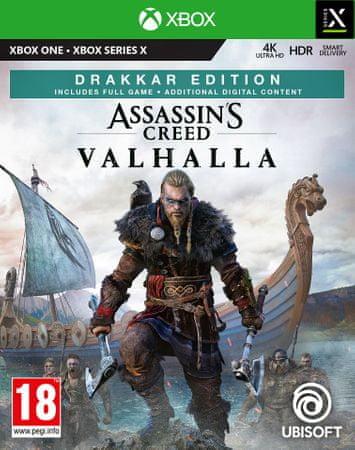 Ubisoft Assassin's Creed Valhalla - Drakkar Special Day 1 Edition igra (Xbox One)