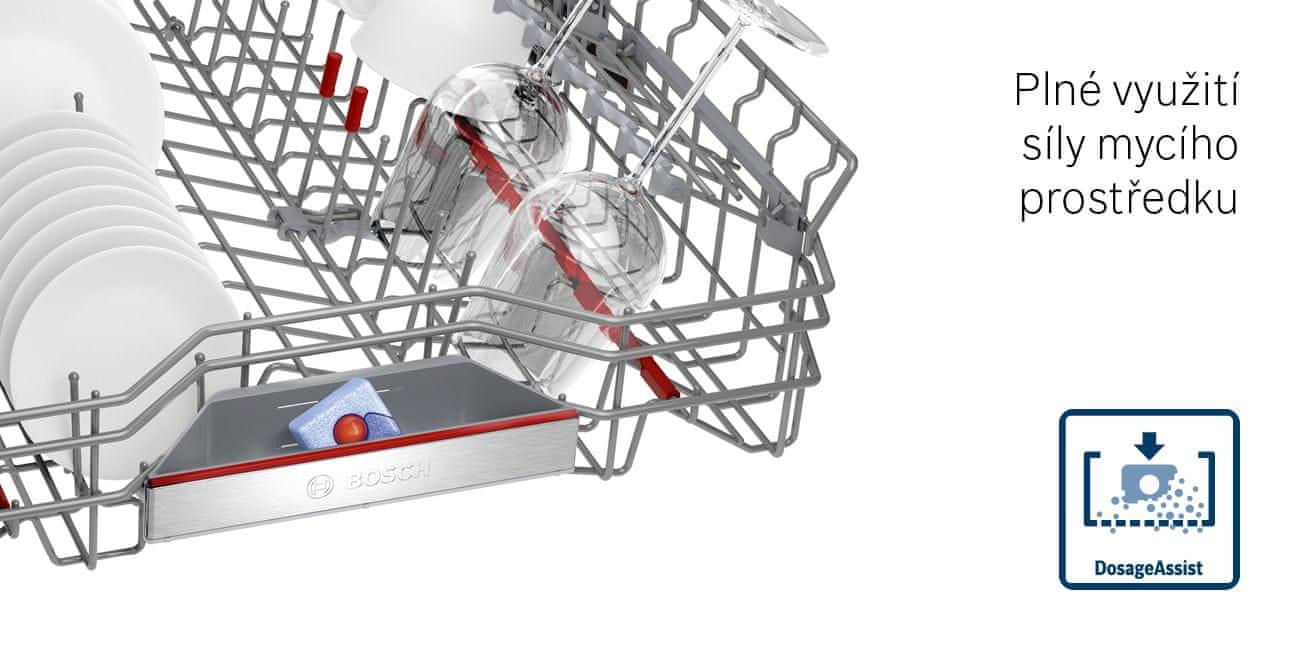 Vestavná myčka nádobí Bosch SMV4ECX14E