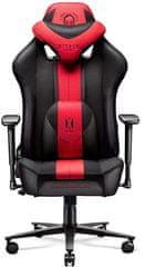 Diablo Chairs X-Player 2.0, černá/červená (5902560337181)